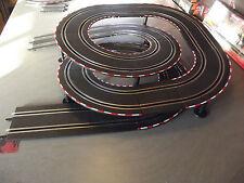 Carrera GO 3D Kreisel Auto Rennbahn Schienen Bahn Set Ausbauset TOP Funfaktor