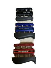 Grip-Master Hand Exerciser Lot 3 Excellent CONDITION Light Medium Heavy Tensions