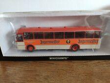 Mercedes-Benz O317K Bus Jägermeister 1/43 Minichamps
