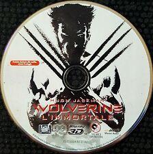 Wolverine 3D Blu Ray Logan Professor X Men Magneto Mutants Marvel Comics DVD XI