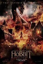 The Hobbit: The Battle of the Five Armies (2014) Movie Poster (24x36) v3