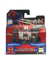 Marvel Minimates Battle Spider-Man & Peter Parker Series 46 Spider-Man Movie New