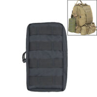 Tactical MOLLE Tools Pouch Organizer Utility EDC Waist Bag Accessory Pouch
