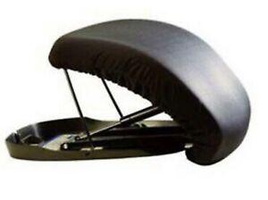 "CAREX MED UL100  Uplift Premium Uplift Seat Assist Standard Manual 17"" 19"" 230lb"