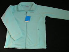 NWT Girls COLUMBIA Fleece Jacket Size 18 20 June Lake Spring Coat Fall XL Mint