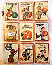 Halloween Kids~Pocket Pen Pal Letter Kit~sleeve protector~#10~judysjemscrafts