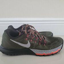 Nike Men's Air Zoom Terra Kiger 3 Men's Running Shoes 749334 302,Green,Size 8