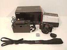 Sony Cyber-shot RX1R 24.3MP Full Frame Digital Camera - Black