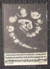 "PINK FLOYD Avalon Ballroom 4.5x6.5"" Family Dog #131 Concert Post Card FVF 7.0"