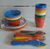 IKEA Kalas Children Kids Plastic  Plate. Mug Cups Bowls and Cutlery Set By IKEA