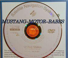 2007 2008 Acura TL & TL Type-S Navigation DVD Map U.S Canada 2013 Update OEM