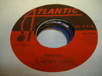 Soul 45 CLARENCE CARTER Patches / Say It One More Time on Atlantic