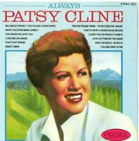 Patsy Cline : Always CD Value Guaranteed from eBay's biggest seller!