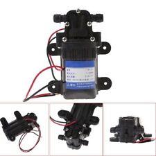 3.5L/Min 0.48MPa 70 PSI Diaphragm High Pressure Self Priming Water Pump DC 12V