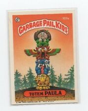 Totem Paula Garbage Pail Kids Card # 107 A   NEXT DAY SHIP AFTER PAYMENT