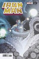 Iron Man #1 Premiere Variant Comic Book 2020 - Marvel