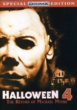 Halloween 4: Return of Michael Myers [New DVD]