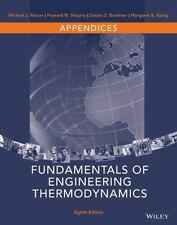 Fundamentals of Engineering Thermodynamics by Moran (2014, Paperback)