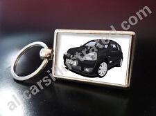 RENAULT CLIO SPORT METAL KEY RING. CHOOSE YOUR CAR COLOUR.