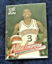1996-97 FLEER ULTRA #82 ALLEN IVERSON HOF    ROOKIE CARD      (B-254)