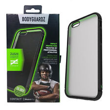 New BodyGuardz UNEQUAL Contact Protection Case for iPhone 6/6s Plus - Black