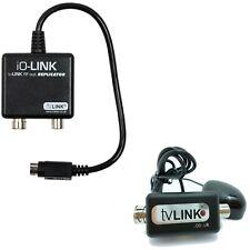 Global IO-Link Box RF Modulator Output Plus a Free Magic Eye For Sky HD TV