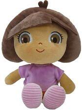 "Nickelodeon Kids Girls Soft Doll Toy Dora The Explorer Baby Dora Chime Plush 9"""