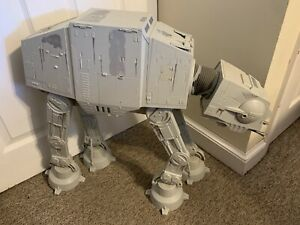 Star Wars Legacy Collection Electronic AT-AT Walker 2010 Lights And Sounds