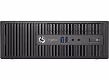 HP 400 ProDesk G3 SFF PC I7-6700 3.4ghz 8gb