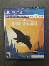 Race The Sun PS4 - Limited Run Games - New And Sealed