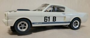 Ford Mustang Shelby GT-350R #61 B Jerry Titus Monogram Revell 1/32 Slot Car