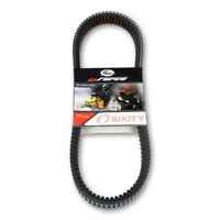 Gates 43G4533 G-Force Snowmobile Drive Belt 3211122 3211087 made w/ Kevlar rs