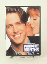 Nine Months Used  DVD  MC4B