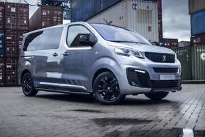 Stickers Covering Peugeot Sport Expert Traveller 2016 2017 2018 2019 2020 2021
