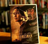 THE HOMESMAN (2014) TOMMY LEE JONES DVD COME NUOVO WESTERN