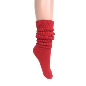 Heavy Slouch Socks for Women 1 PAIR Size 9 to 11