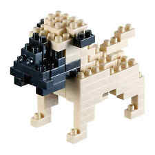 *NEW* BRIXIES PUG DOG - 72 Pieces Nano / Micro-Sized Building Blocks #200.069