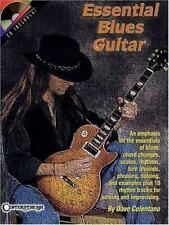 Essential Blues Guitar CenterStream by Dave Celentano Paperback