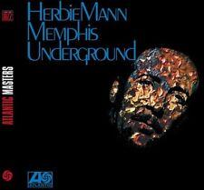 Herbie Mann - Memphis Underground [CD]