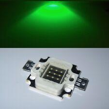 10W Epistar Epileds High Power LED Chip 12V SMD COB Aquarium Grow Light Bulb DIY
