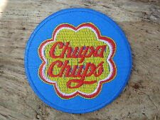 ECUSSON PATCH aufnaher toppa THERMOCOLLANT CHUPA CHUPS vintage rétro geek neerds