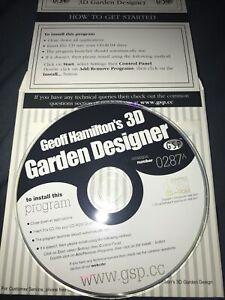 Geoff Hamilton's 3D Garden Designer CD