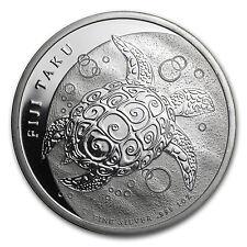 2010 Fiji 1 oz Silver $2 Taku BU - SKU #61633