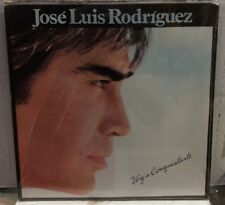 Jose Luis Rodriguez Voy A Conquistarte Sealed Promo Record