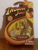 Indiana Jones, Rene Belloq, Raiders of the Lost Ark, Hasbro 2008