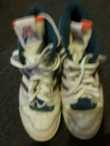 VTG  PREOWND  ADIDAS EWING   ..MADE IN FRANCE..9US. ...VGUC