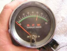 Vintage Tachometer Made in USA