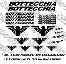 KIT 22 ADESIVI BOTTECCHIA BICI STICKERS BOTTECCHIA (2)