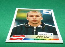 N°145 ROMAN MÄHLICH ÖSTERREICH PANINI FOOTBALL FRANCE 98 1998 COUPE MONDE WM
