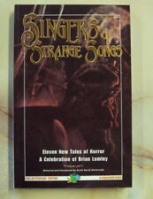 SINGERS OF STRANGE SONGS CALL OF CTHULHU CYCLE CHAOSIUM